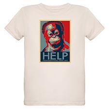 Help Orangutans T-Shirt