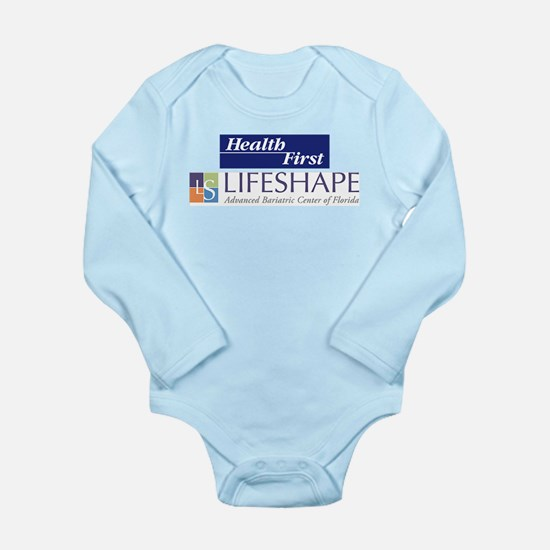 Health First LifeShape Logo Body Suit