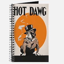 Hot Dawg Bulldog Journal