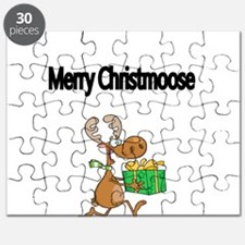 Merry Christmoose Puzzle