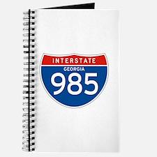Interstate 985 - GA Journal