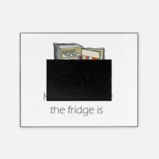 where the fridge is.png Picture Frame
