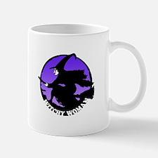 Witchy Woman (Purple) Mug