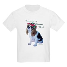 Sunday Best Cavalier Kids T-Shirt