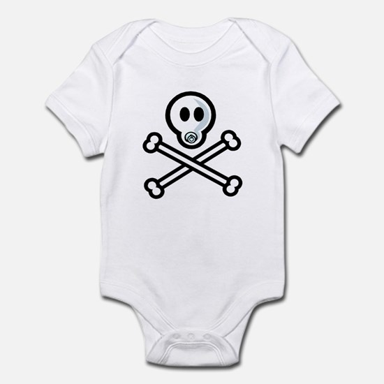 Pirate Boy or Girl Infant Bodysuit