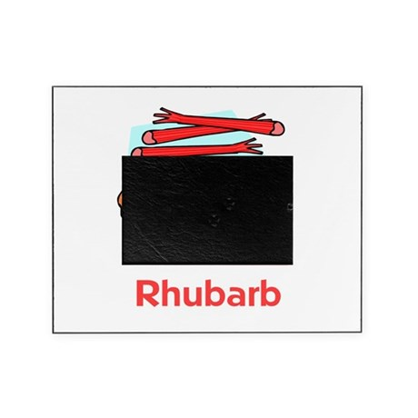 rhubarb.png Picture Frame