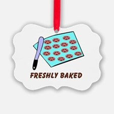 freshly baked.png Ornament