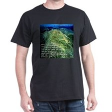 The Highest Road Mt. Evans, CO T-Shirt