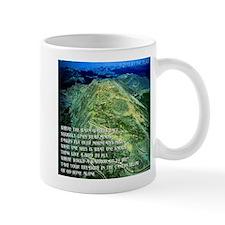 The Highest Road Mt. Evans, CO Mug