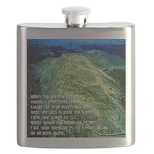The Highest Road Mt. Evans, CO Flask