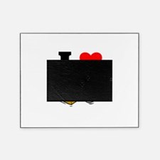 i heart cheese and crackers.png Picture Frame