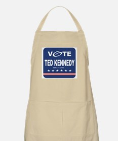 Vote Ted Kennedy BBQ Apron