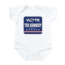 Vote Ted Kennedy Infant Bodysuit