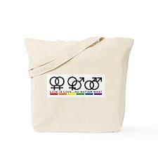 Love No Matter What Tote Bag