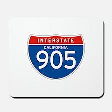Interstate 905 - CA Mousepad