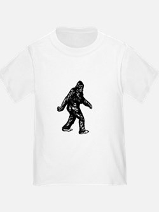 GONE SQUATCHIN BIGFOOT TSHIRT T-Shirt