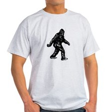 GONE SQUATCHIN BIGFOOT TSHIRT T-Shirt