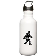 GONE SQUATCHIN BIGFOOT TSHIRT Water Bottle