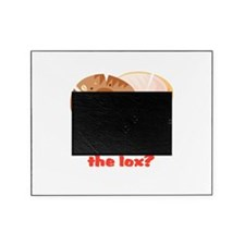 wheres the lox.png Picture Frame