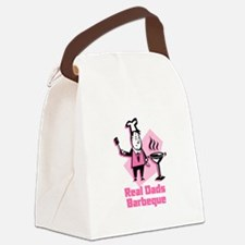 real dads.jpg Canvas Lunch Bag
