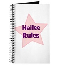 Hailee Rules Journal