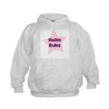 Hailee Rules Hoodie