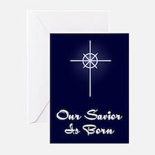Our Savior is Born Christmas Cards (Pk of 10)