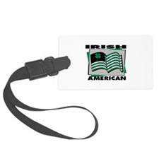 Irish American.jpg Luggage Tag