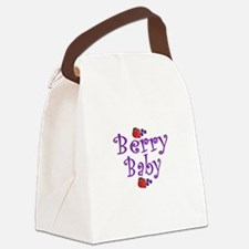 berry baby.jpg Canvas Lunch Bag