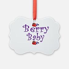 berry baby.jpg Ornament