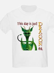 TimeDragonOn_Onsee.jpg T-Shirt