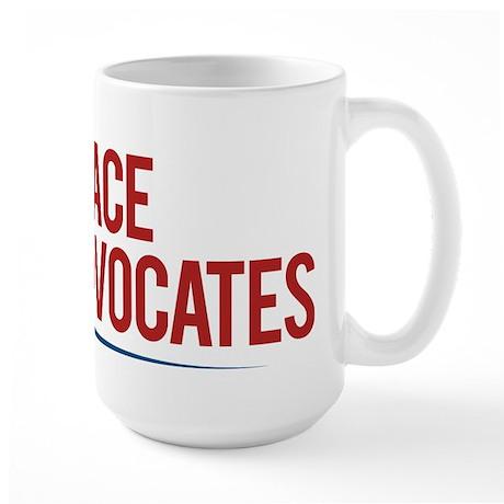 Space Advocates Badge Large Mug