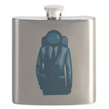 Space Advocate Flask