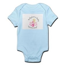 Bellydance Baby Girl Body Suit