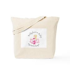 Bellydance Baby Girl Tote Bag