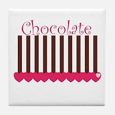choc bar.png Tile Coaster