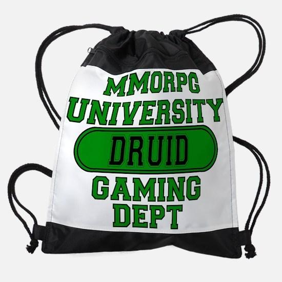 DRUID copy.jpg Drawstring Bag