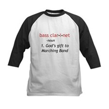 Bass Clarinet Definition Tee