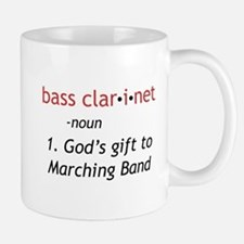 Bass Clarinet Definition Mug
