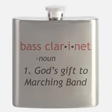 Bass Clarinet Definition Flask