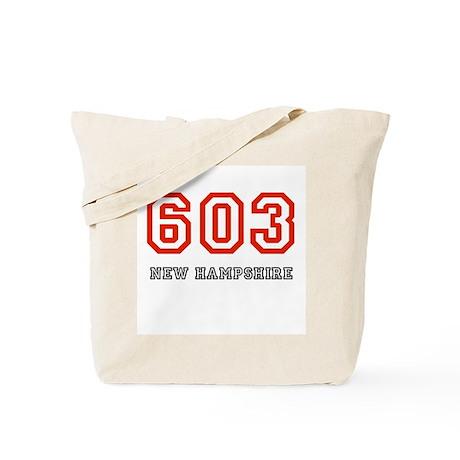 603 Tote Bag