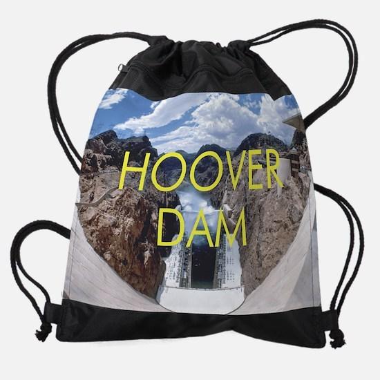 hooverdam1.png Drawstring Bag