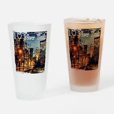 I Heart NYC Drinking Glass