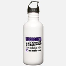 Hodgkins Cant Bully Me Water Bottle