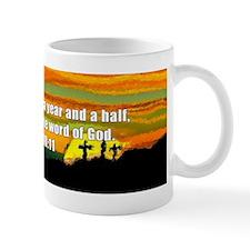 Acts 18:11 Mug