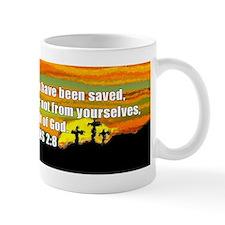 Ephesians 2:8 Mug