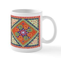 Russian Folkart Mug