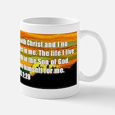 Galatians 2:20 Mug
