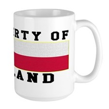Property Of Poland Mug