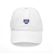 Interstate 880 - CA Baseball Cap